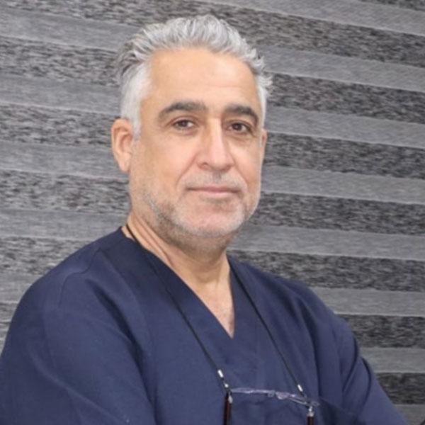 الجراح الأستشاري الدكتور سجاد الحلو