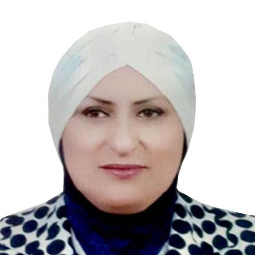 الدكتورة وفاء محمد الجبوري